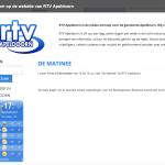 Radioshow RTV Apeldoorn