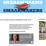 Podcast Smaakmakers